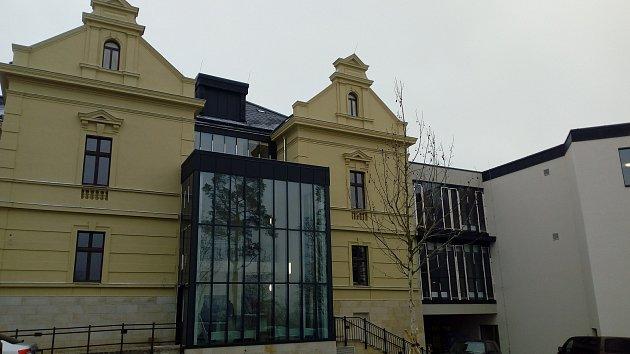 Nové sanatorium ve Dvoře Králové