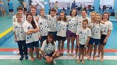 Rozlohou druhé největší město na Pardubicku bylo v polovině listopadu dějištěm kvalifikačního závodu plavců na mistrovství republiky žákovských kategorií, dorostu a dospělých.