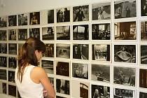 Výstava Bohdana Holomíčka v Galerii města Trutnov