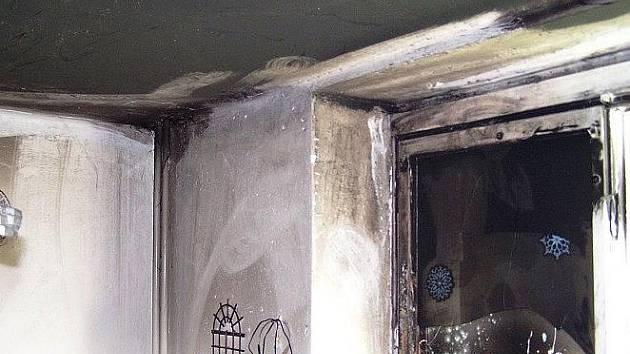 Víkendové zásahy úpických hasičů
