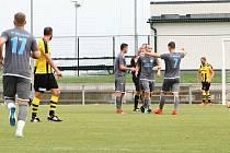 Radost z gólu okusili vrchlabští fotbalisté naposledy 1. září v domácím utkání proti hradecké Olympii (45. minuta).