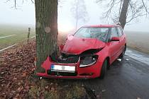 Nehoda u Hajnice.