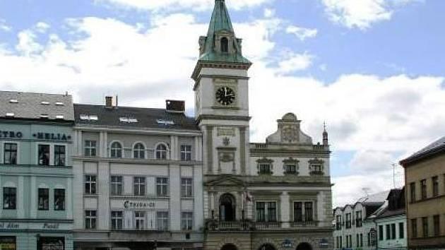 Turnovská radnice