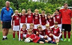 Fotbalisté už vědí, jak chutná výhra v mezinárodním klání