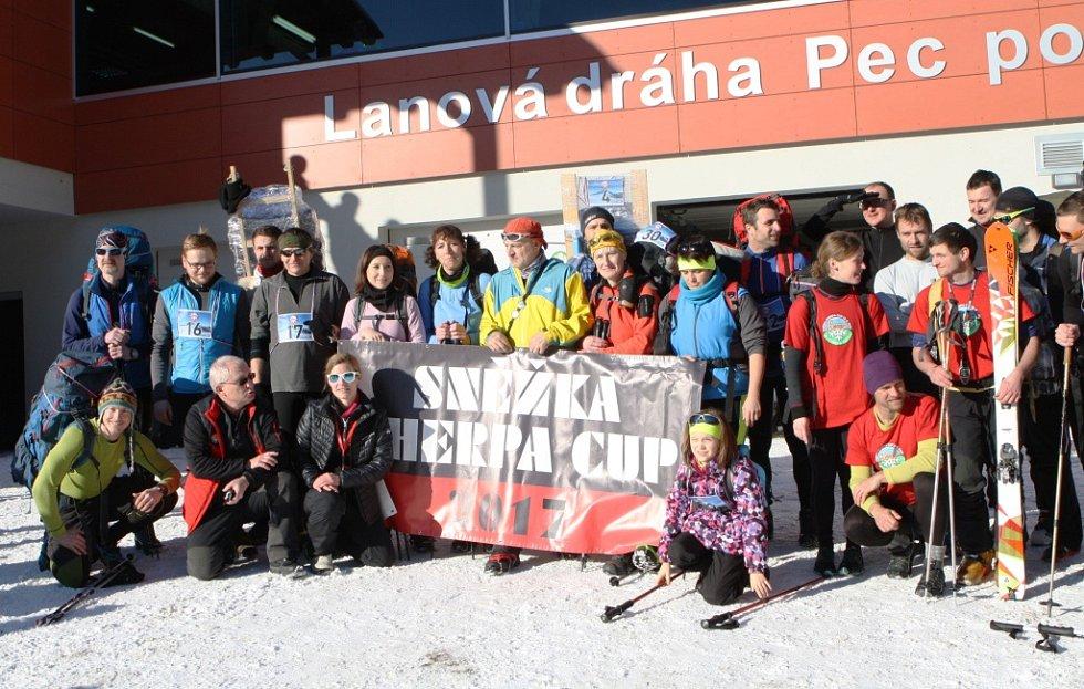 Sněžka Sherpa Cup 2017