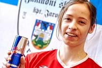 MARIE BERČÍKOVÁ bude dnes a zítra na finále Poháru AŠSK               v Holešové obhajovat titul mistryně České republiky.