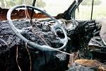 Nehoda u trutnovského autobazaru - 23. září 2008