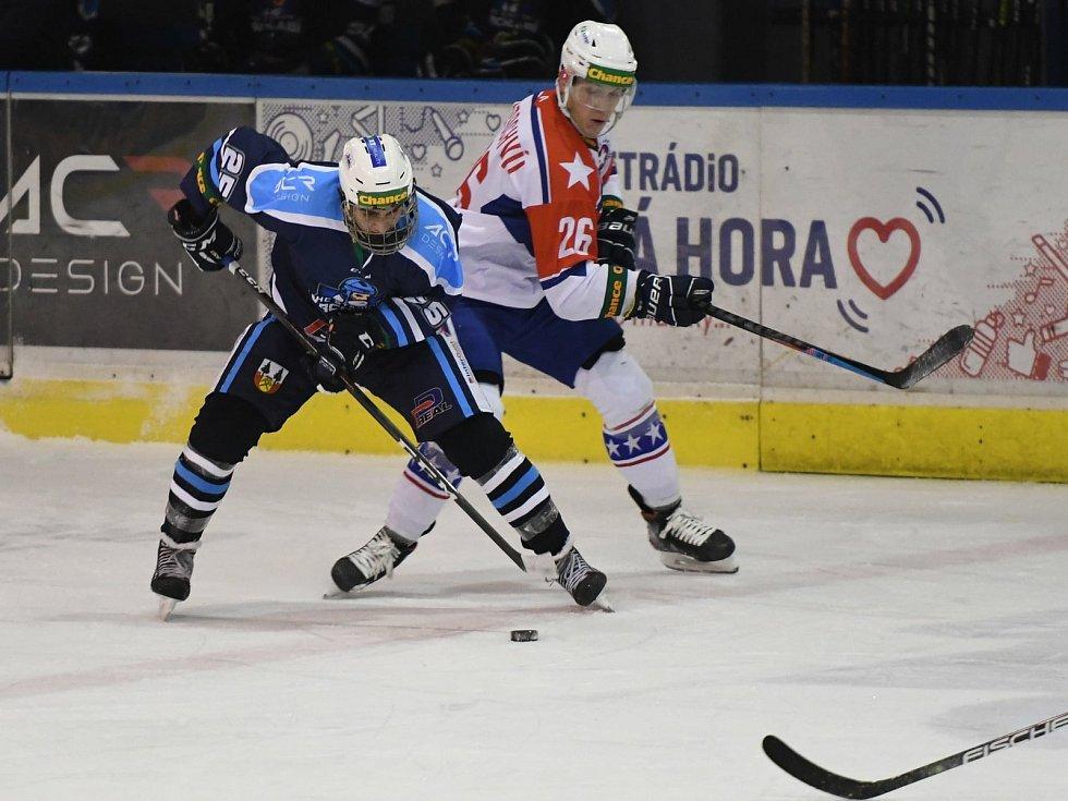 Vrchlabští hokejisté na úvod roku přehrali doma soupeře z Třebíče.