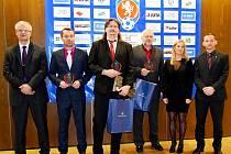 Galavečer Královéhradeckého krajského fotbalového svazu 2017