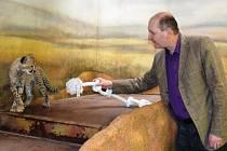 Malý gepard se jmenuje Deni