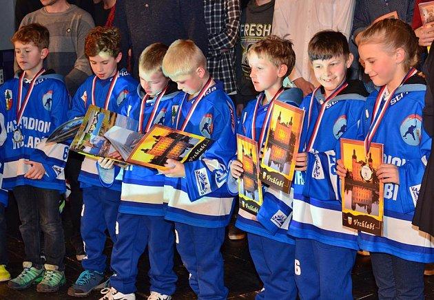 Nejlepší sportovci Vrchlabí za rok 2016