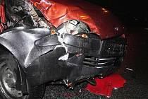Nehoda v Trutnově