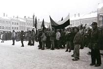 Listopad 1989 v Trutnově