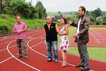 Do regionu zavítala delegace hostů ze srbského Banátu