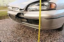 Smrtelná dopravní nehoda ve Vrchlabí - chodkyně střet s vozidlem nepřežila.