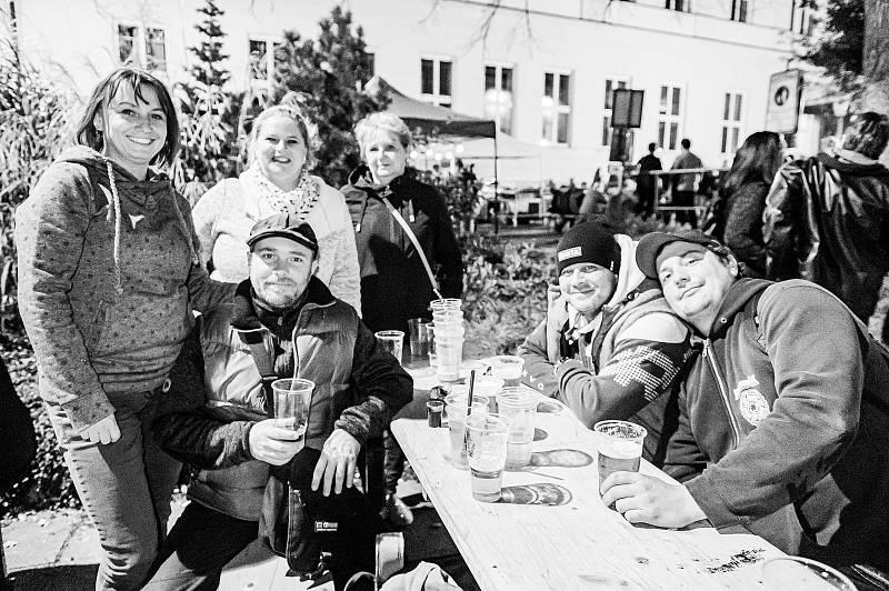 Spolek Rýbrcoul - duch hor organizoval v Trutnově akci Otevřené hospody.