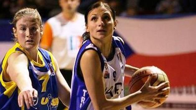 Trutnov - basketbal