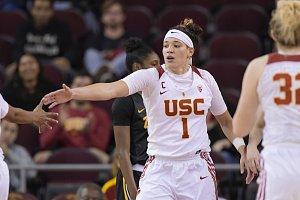 SESTAVA JE KOMPLETNÍ. Poslední posilou trutnovských basketbalistek se v úterý stala Jordan Monet Adamsová.