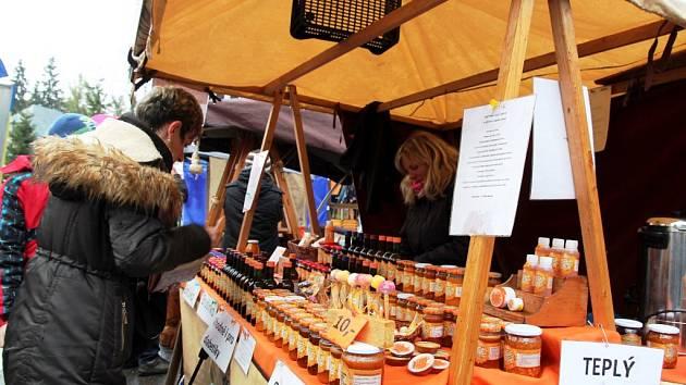 Medové slavnosti ve Špindlu
