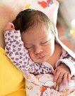 VIKTORIE ANNA se narodila Lucii a Radkovi 12. prosince. Vážila 3,07 kg a měřila 49 cm. Doma v Bělé už čeká i sestřička Sofie Elena.