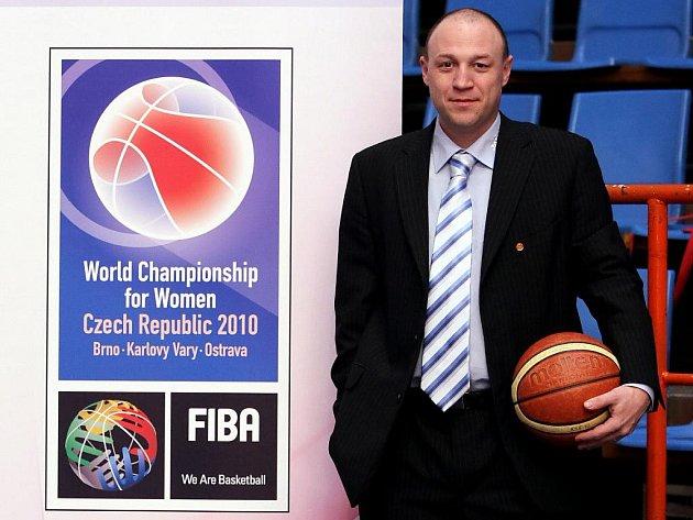 Trenér Martin Petrovický.