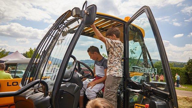 Osvětová akce ve Farmersu v Trutnově - Voletinách 2018