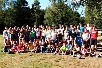 Mladí biologové v Miletínských Lázních