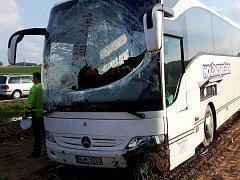 U Studence boural autobus