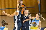 Finálový den 20. ročníku mezinárodního turnaje basketbalistek O pohár města Trutnova přinesl prvenství polského týmu z Gorzówa.