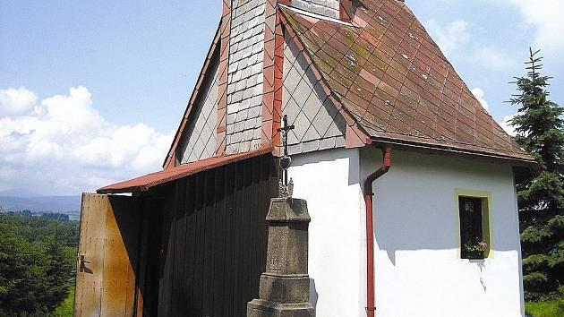 Kaple Vrchová