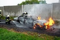 Daliměřice: při požáru uhořel muž
