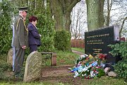 Připomínka 72. výročí konce 2. světové války v Trutnově.