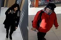 Policie pátrá po totožnosti dvou možných svědkyň.