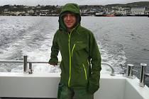 Vstříc dlouhé cestě. Ivan Mitrus z Martinic v Krkonoších půjde pěšky 9000 kilometrů z jihu Itálie na sever Norska.