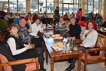 Den vína v Kolonádě v Janských Lázních.