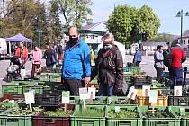 Farmářské trhy ve Vrchlabí