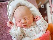 BARUNKA BARTOŇOVÁ se narodila rodičům Dáše a Marianovi 25. ledna v 8.37 hodin. Vážila 3,11 kilogramu a měřila 48 centimetrů.  Doma jsou s bráškou Filípkem ve Veselé u Semil.