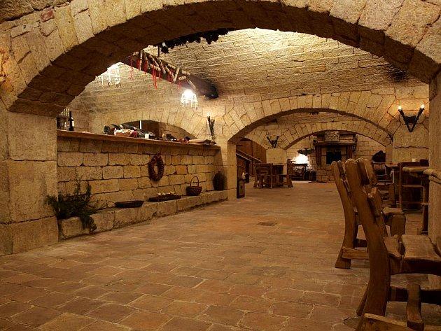 Středověká krčma Starý pivovar