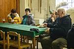 Hasiči a obec otevřeli v Rudníku povodňový humanitární sklad.