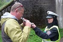 Na silnicích Trutnovska se konala policejní akce zaměřená na dodržování předepsané rychlosti a požívání alkoholu před nebo během jízdy.