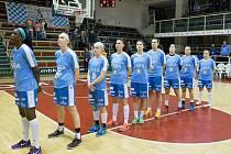 Basketbalistky Kary Trutnov na Slovensku