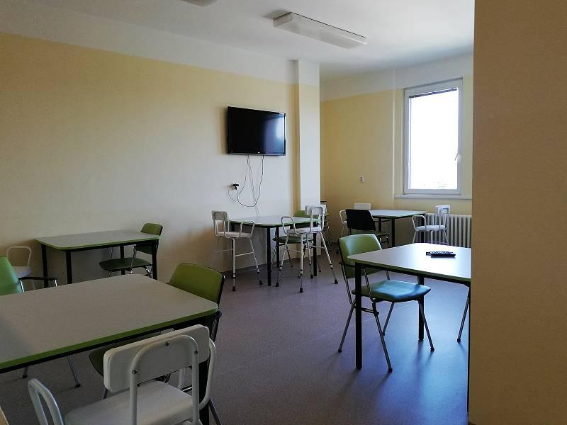 Trutnovská nemocnice rozšířila rehabilitační oddělení.