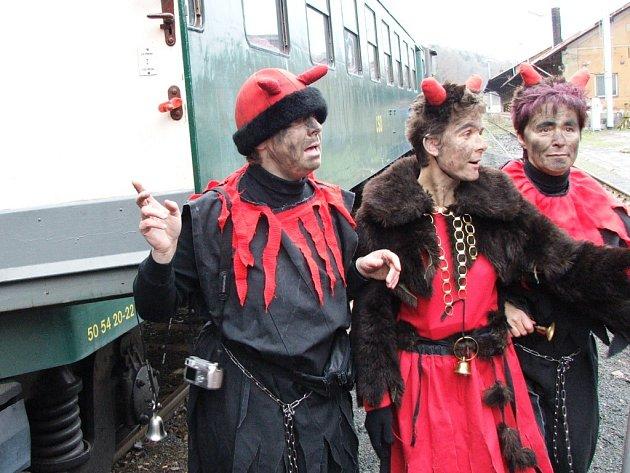 Čertovský vlak