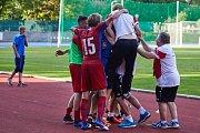 Oslabení Češi potřetí neinkasovali a čeká je finálový turnaj.