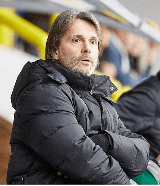 Jiří Malinský, asistent trenéra HC Stadion Vrchlabí.