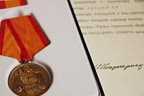 Poslanec Robin Böhnisch obdržel v Arménii státní vyznamenání