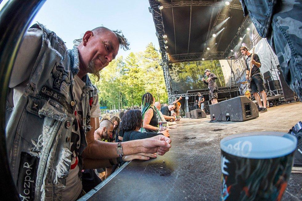 Festival Obscene Extreme v Trutnově, to byla pořádně divoká jízda!