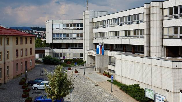 Městský úřad v Trutnově.