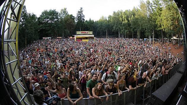 Trutnov Open Air 2010 - neděle