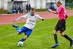 Fotbalisté Trutnova na domácím hřišti přehráli Horky nad Jizerou 6:3.